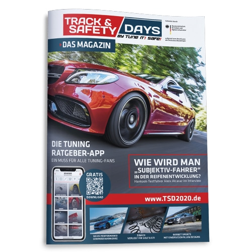 Magazin Track and Safety Days