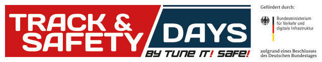 Track and Safety Days Logo