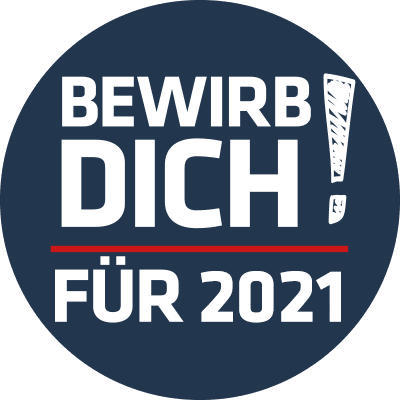 bewirb dich für die track and safety days 2021